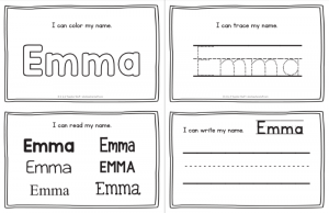 Make your own printable handwriting worksheets | A to Z ...